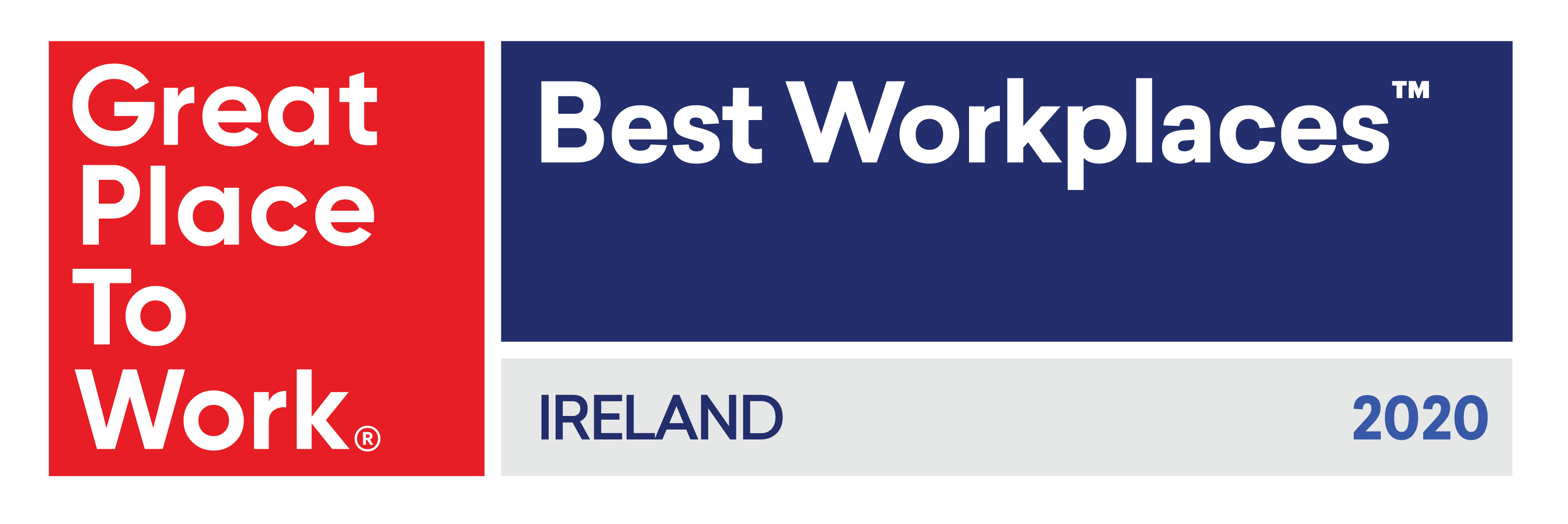 Great Place to Work Logo Osborne Winners